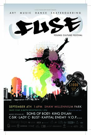 FUSE Young Culture Festival