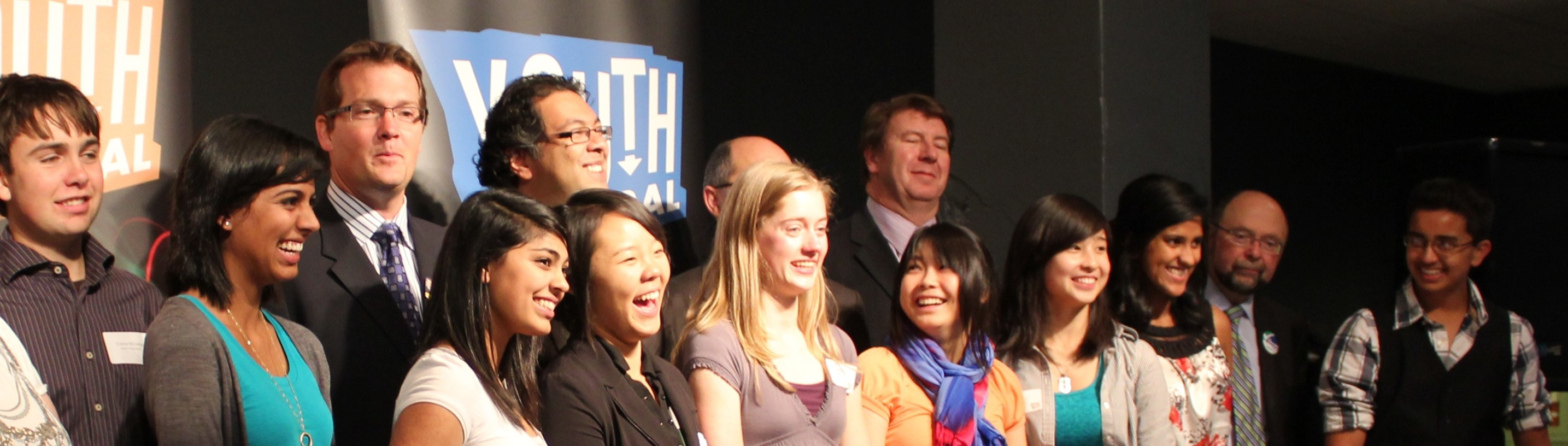 Mayor's Youth Forum a Hit