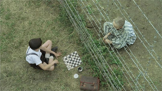 Sonnet: The Boy in the Striped Pajamas