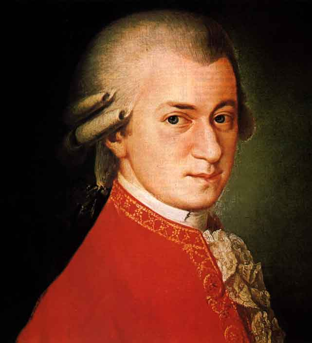Mozart and Salieri, A Requiem for Mozart concert ...