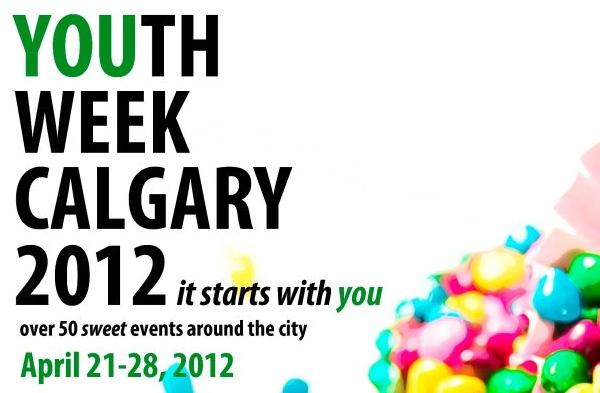 youth week poster