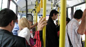 How to be courteous on public transportation