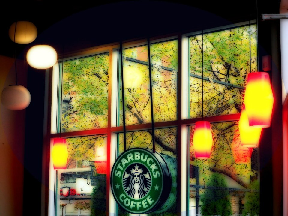 Photo of the Day: Starbucks