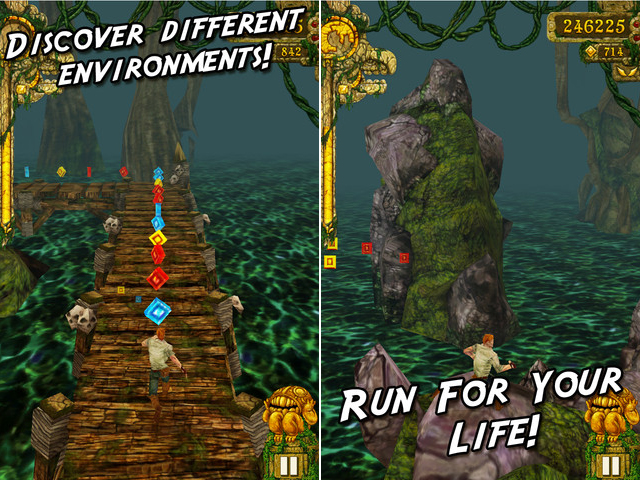 online free games temple run