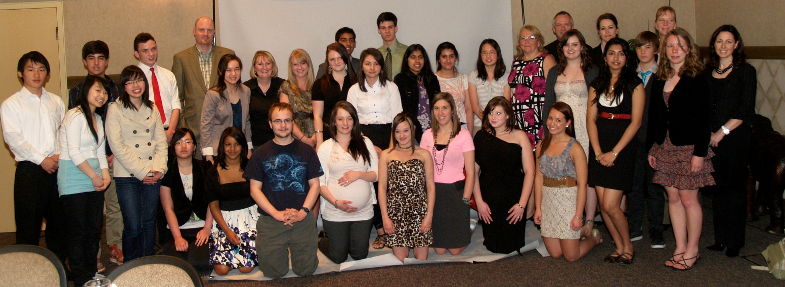 2012 ConocoPhillips Youth of Distinction Award nominees