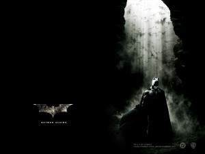 Batman Begins and the Dark Knight