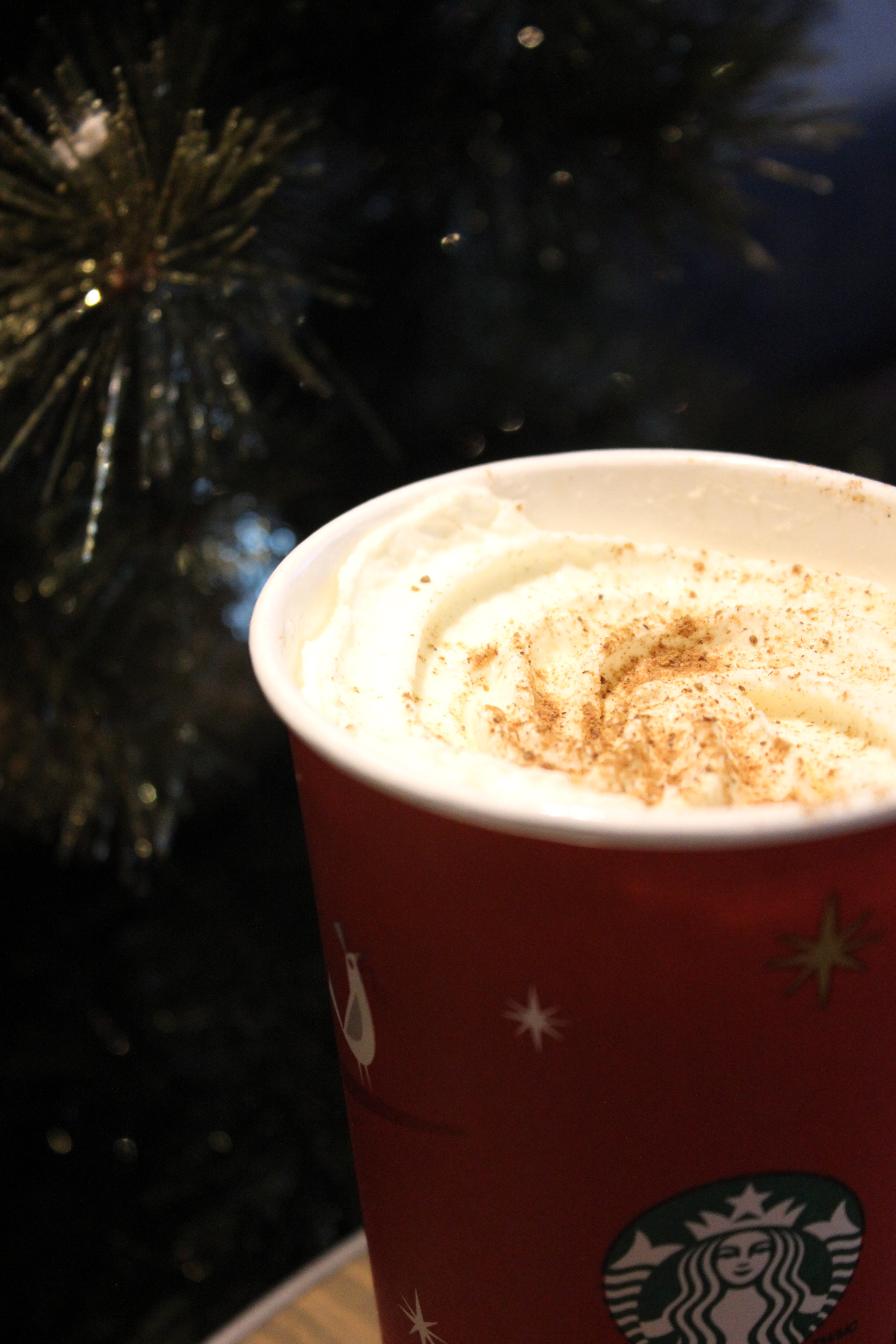 The Gingerbread Latte