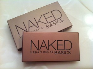 Urban Decay Naked Basics Palette Swatches + Review!