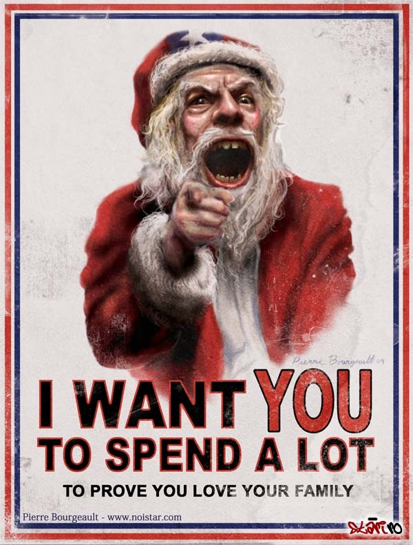 Christmas Commercialized