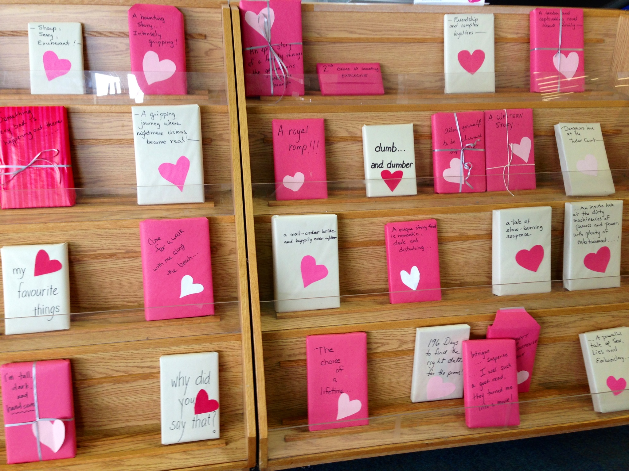 Blind date with a book youth are awesome