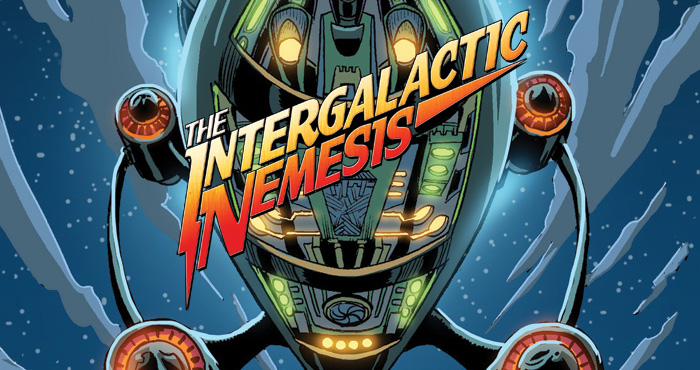 Get out of this World with Jason Neulander, creator of Intergalatic Nemesis