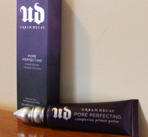 The Perfect Primer: Urban Decay's Pore Perfecting Complexion Primer Potion