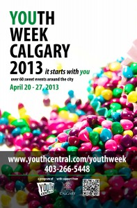 What are YOU doing for Youth Week?