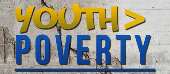 Youth greater Poverty 3