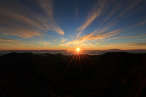 Photo of the Day: The Rise of a New Day (Haleakala Sunrise)