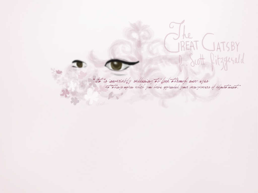 Quotes From The Great Gatsby Awesome Movie The Great Gabsy Quotes Wallpapers  Inspiring Quotes