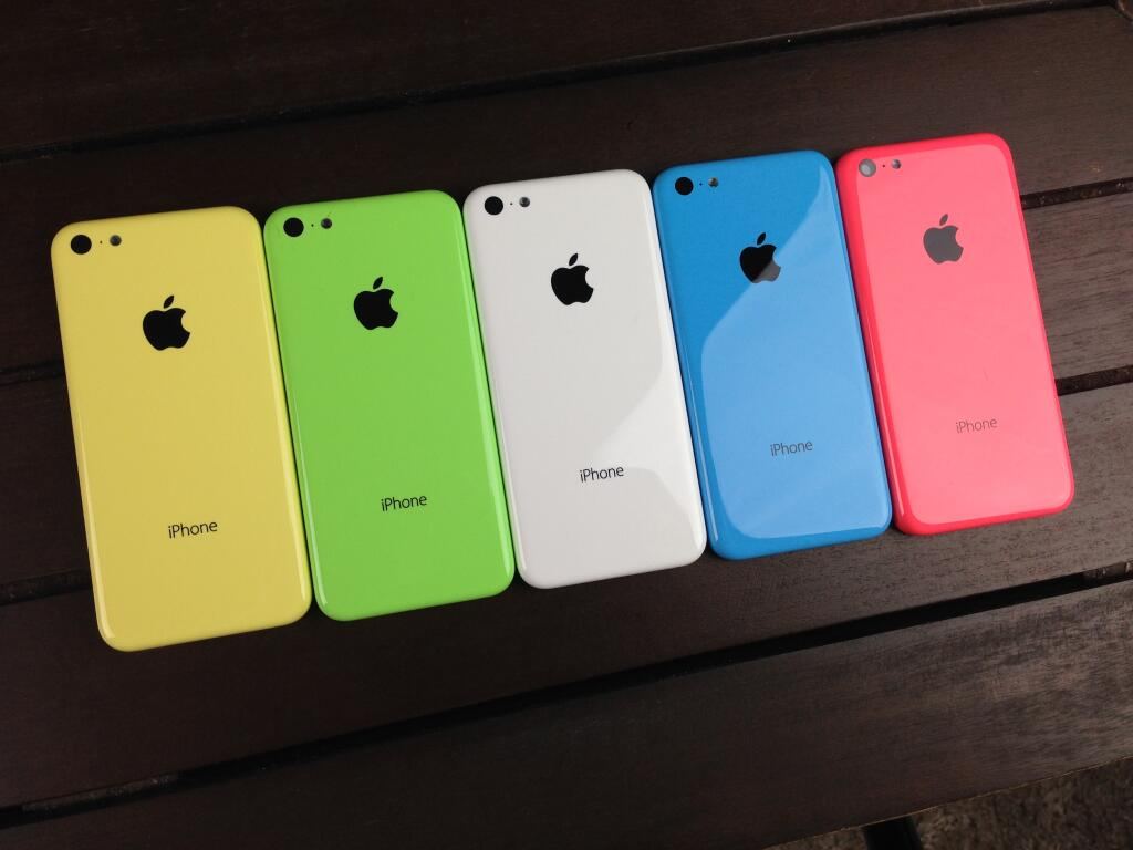 The iPhone 5C and 5S: A Double Whammy