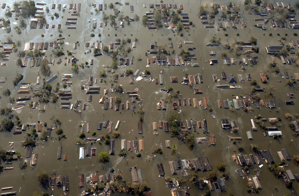 the event and aftermath of the hurricane katrina Decisions about rebuilding are based more on the potential for reflooding than on the overall health of the new orleans area when hurricane katrina flooded the city.