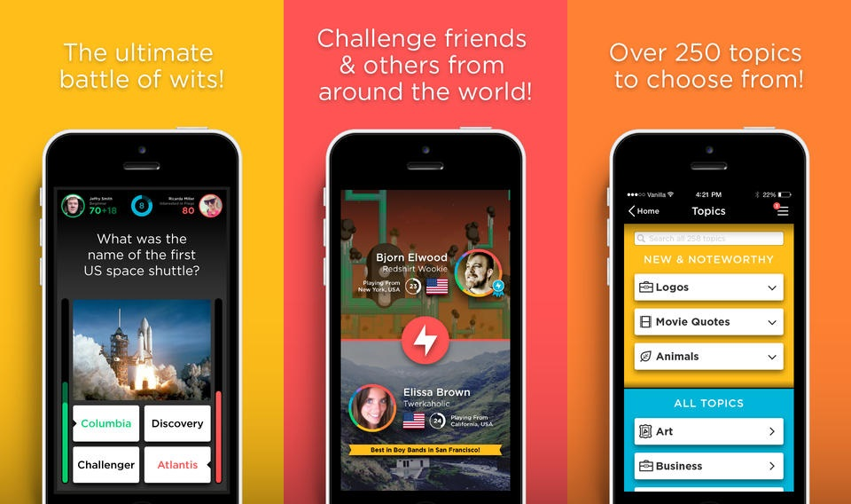QuizUp-iOS-Free