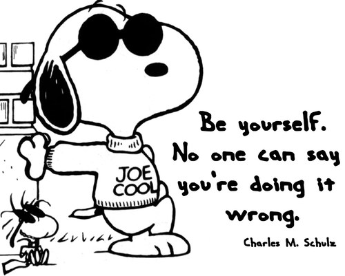 Be-Yourself.-No-one-can-ever-say-you-are-doing-it-wrong.-Charles-Schultz-quote-cartoon