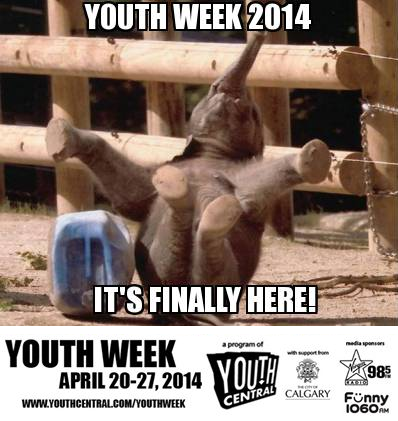 Youth Week 2014