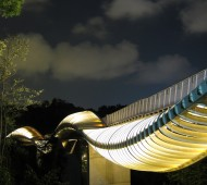 Henderson Wave in Singapore is definitely magnificent and awesome.