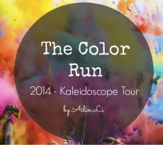 Color Run Header
