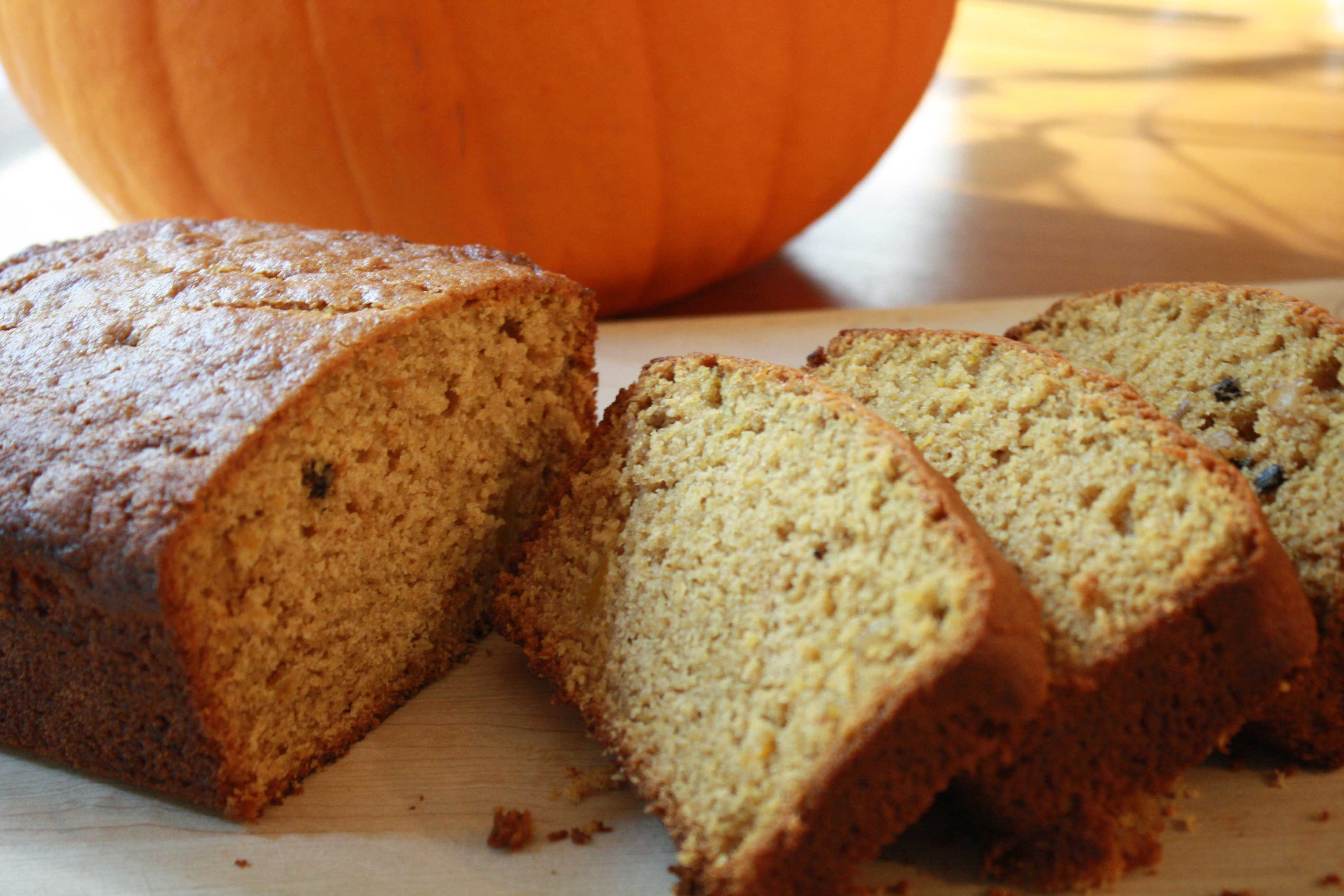 RecipePumpkin BreadYouth Are Awesome
