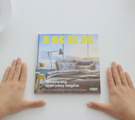 Image-Adweek Retrieved from: http://www.hot100fm.com.au/shad-courts/blog/44775-introducing-the-ikea-bookbook