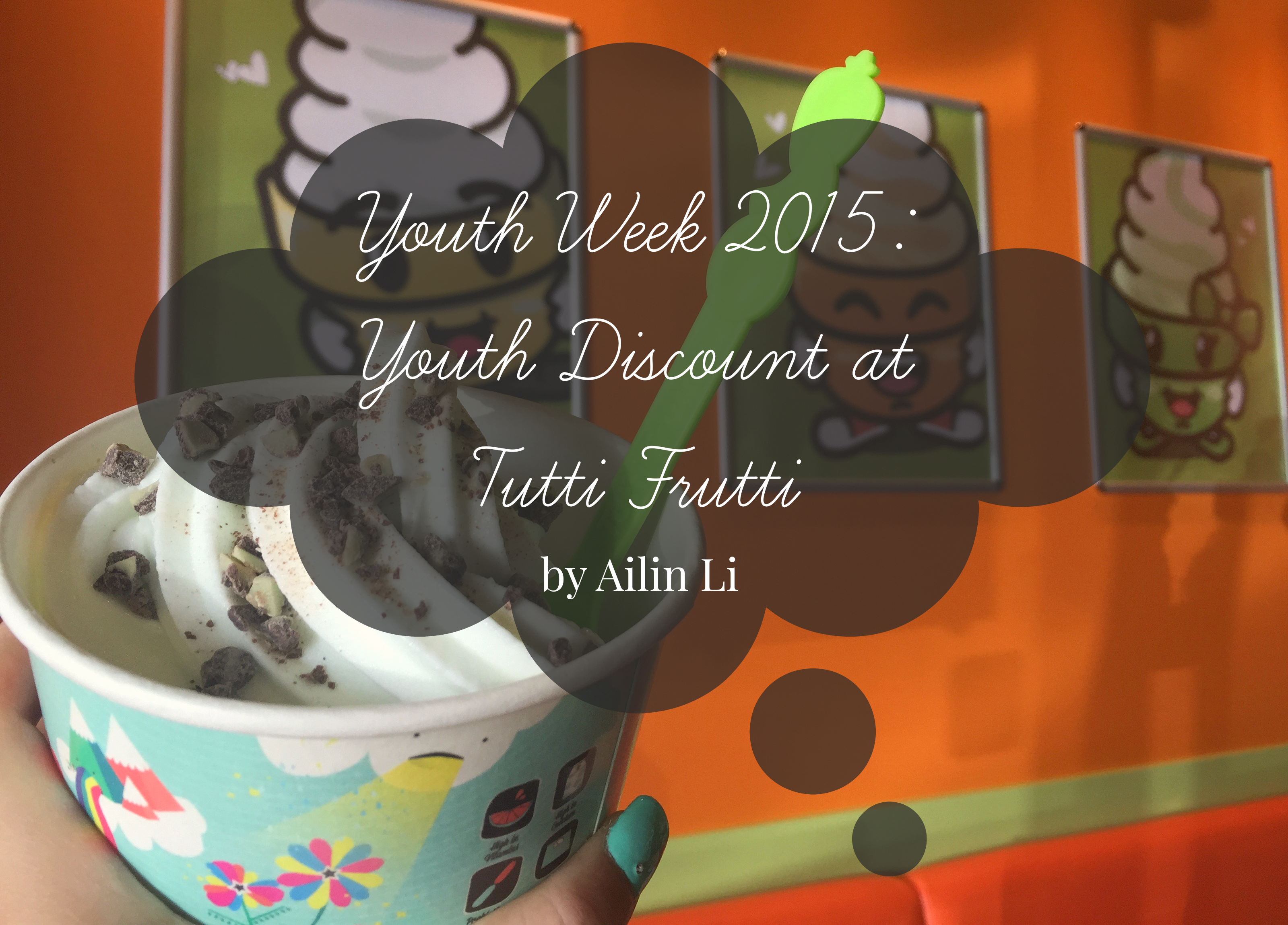 Youth Week Tutti Frutti