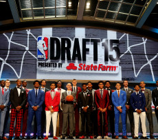 Photo by Elsa/Getty Images, Retrieved from: http://www.huffingtonpost.com/2015/06/25/2015-nba-draft-outfits-first-round_n_7668038.html