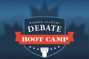 Webber Academy Debate Boot Camp 2016