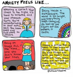 anxietydoodle
