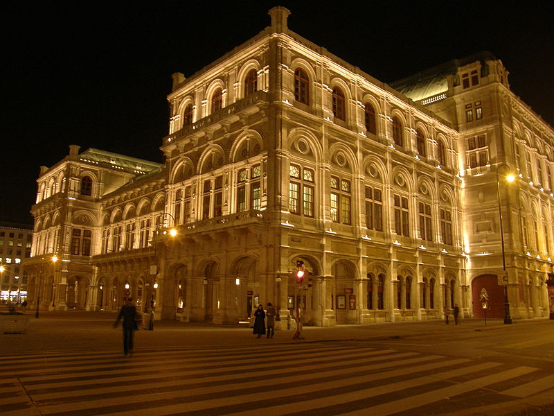 A truly magical night in Vienna with the CPO