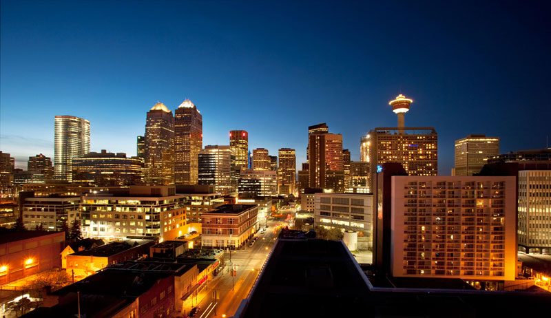 My terrific three things – for Calgary!