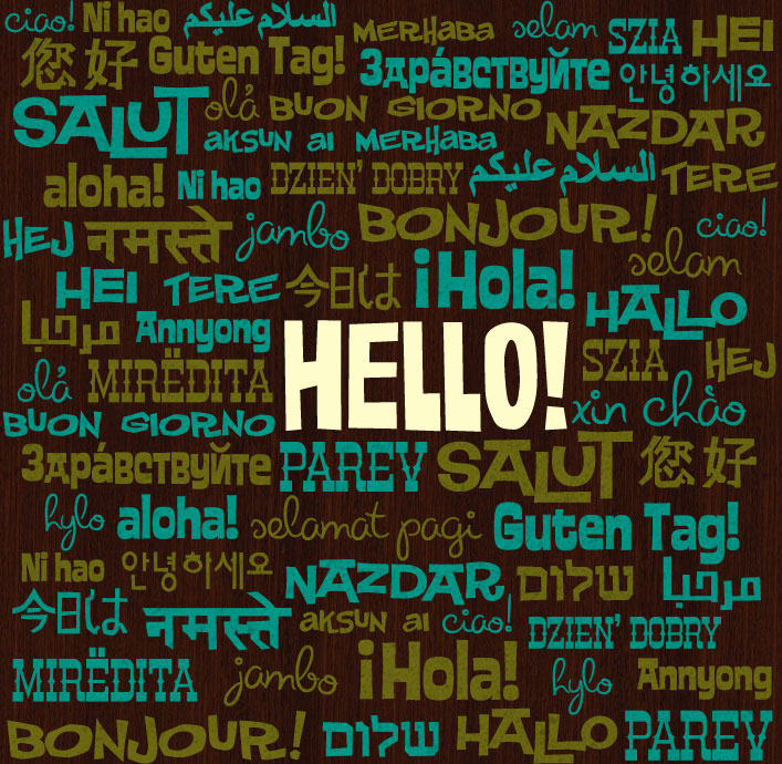 Saying hello in 10 different languages youth are awesome saying hello in 10 different languages m4hsunfo