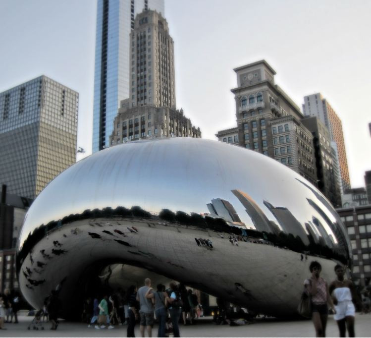 """Photo of the day – the Chicago """"Bean"""""""
