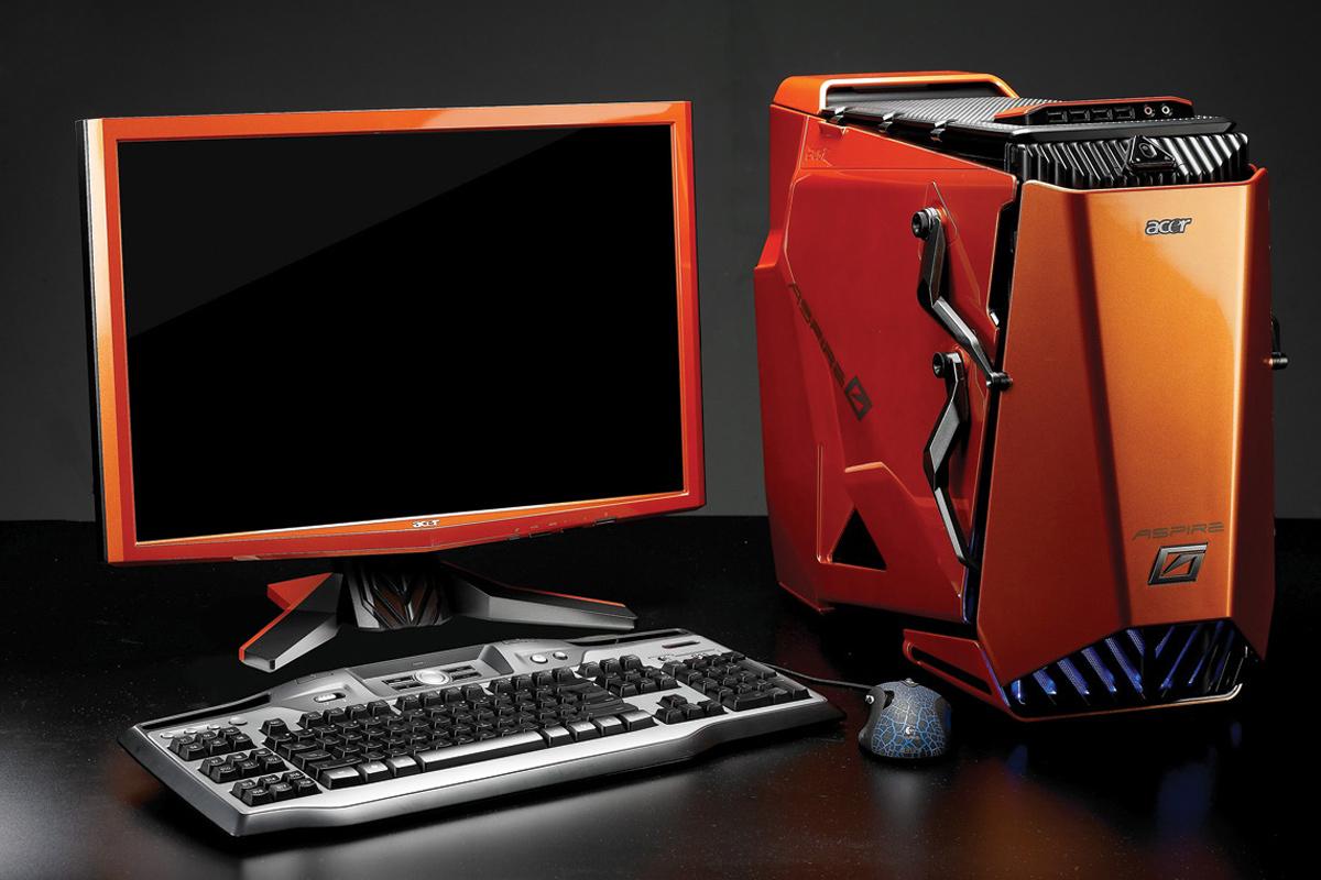 Gaming Computer Setup