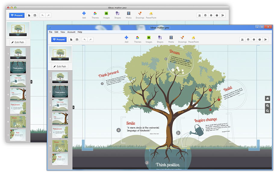 Prezi: Reinventing the Art of Presentation | Youth Are Awesome