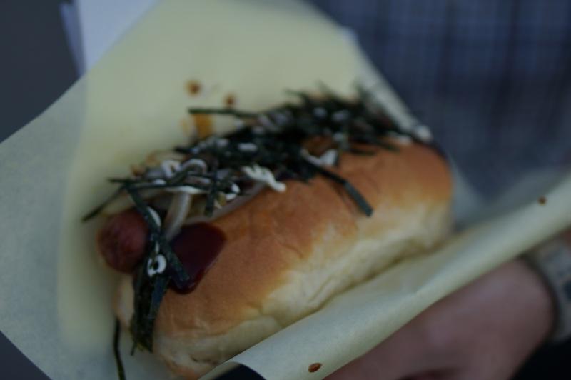 Calgary Stampede Food Binge 2014 Garlic Chicken Kebabs