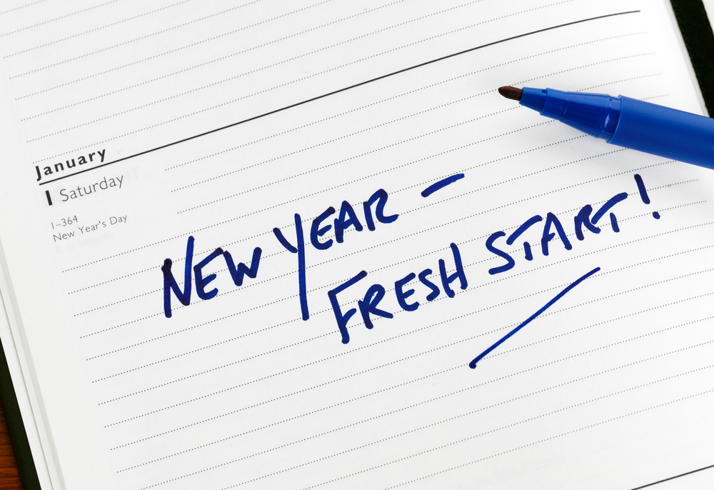 Making New Year\'s resolutions | Youth Are Awesome