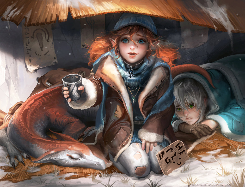 Awesome Artists: Sakimi Chan | Youth Are Awesome