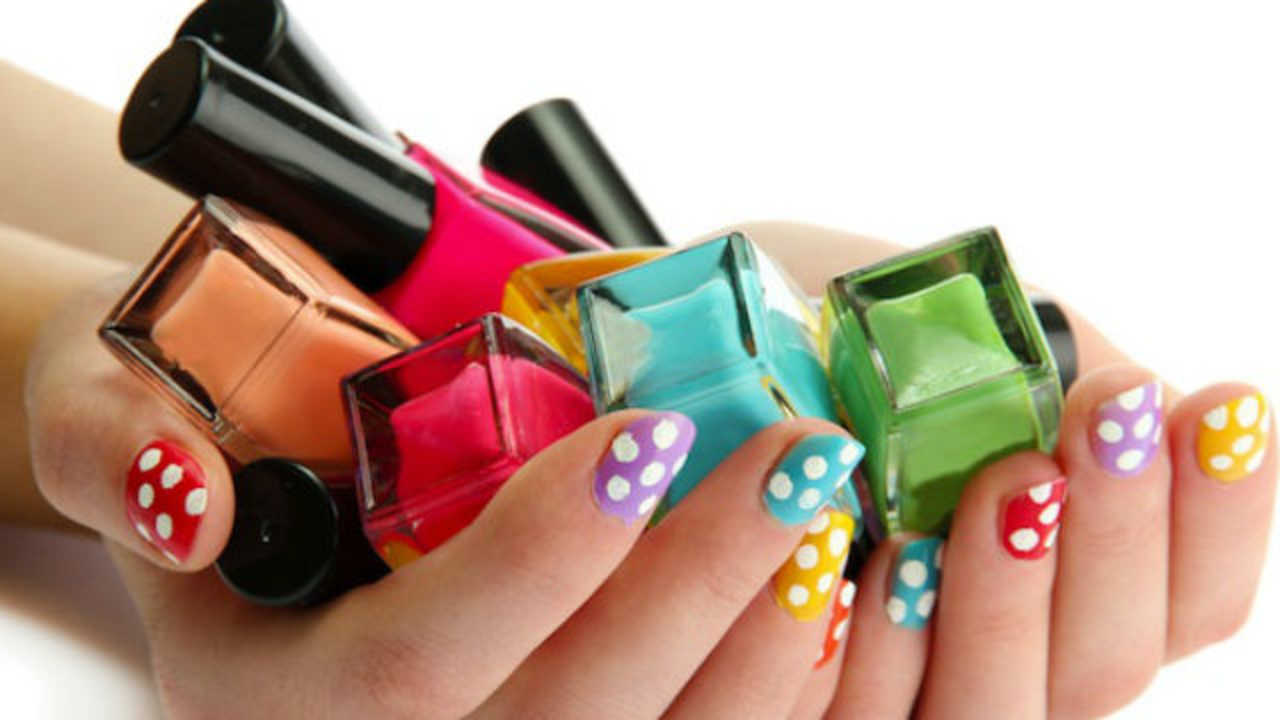 For Me The Liberty To Wear Fun Colours And Designs On My Nails Definitely Makes Cut I Ve Compiled A List Of Favourite Spring
