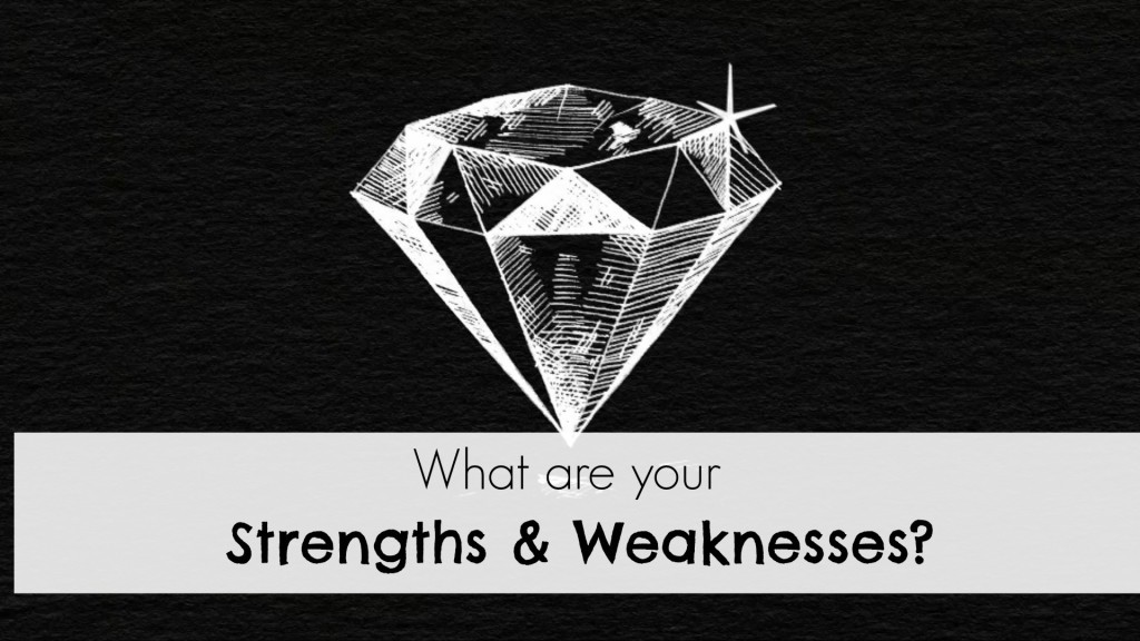strength and weaknesses of a teenager