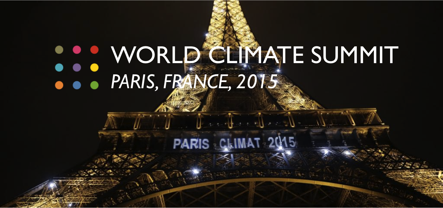 Paris Climate Change Conference 2015 | Youth Are Awesome