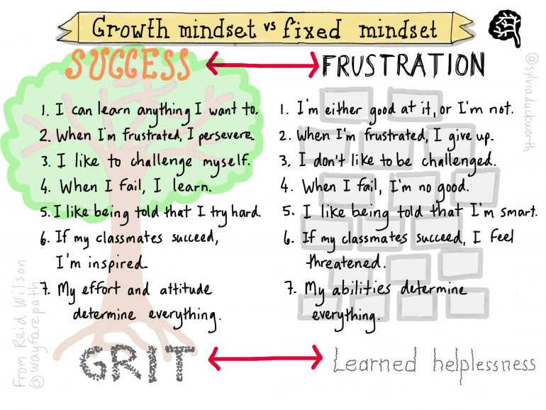 The Value of A Growth Mindset | Youth Are Awesome