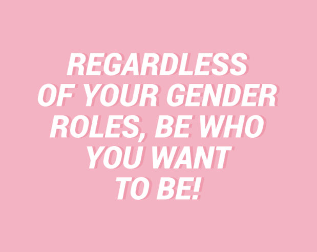 gender roles in canada The gender binary places people into gender roles and identities systems in  society, like education, reflect this binary for trans people and people who do  not.