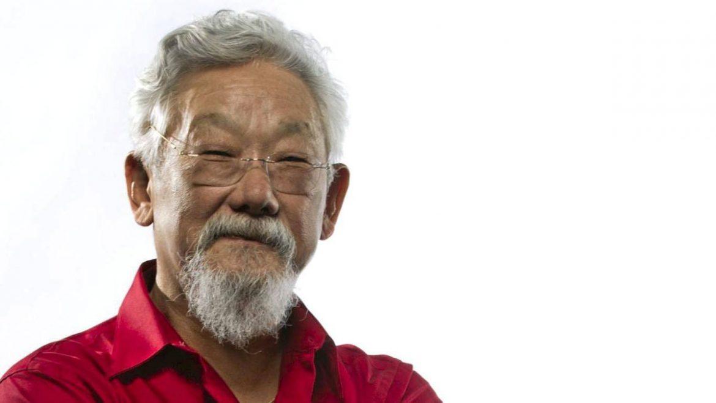 David Suzuki Canadian Environmentalist