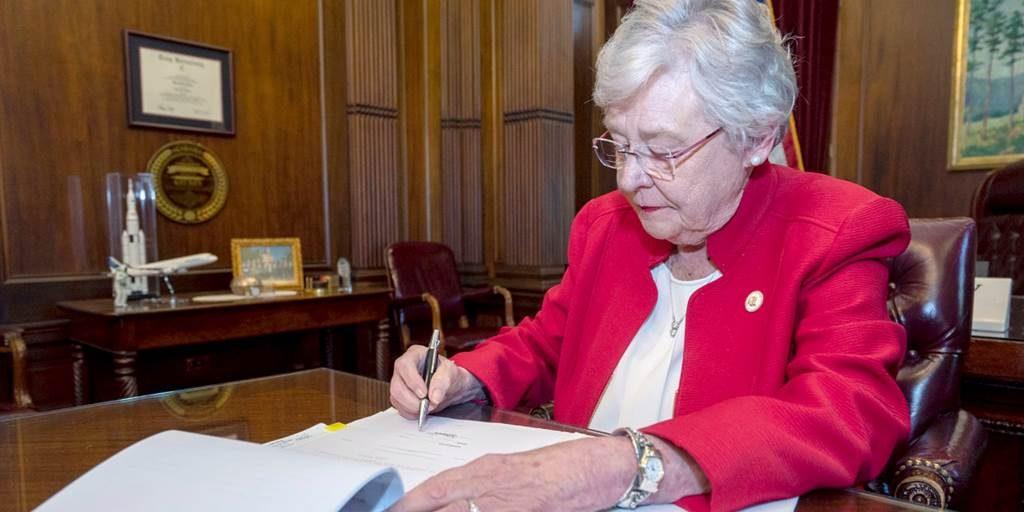 Medieval measures taken against abortions in Alabama